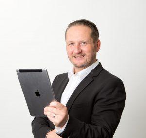 LSH Geschäftsführer Ralf Thyrann