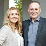 Umberta Andreas Simonis und Thomas Issler